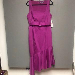 Purple cocktail/formal dress